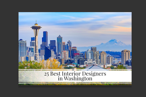 Amara 25 Best Designers Washington