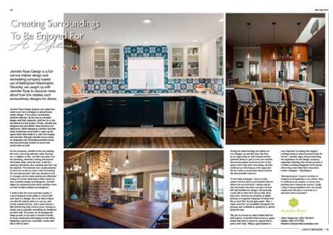 Jennifer Ryan Design Bellingham Washington